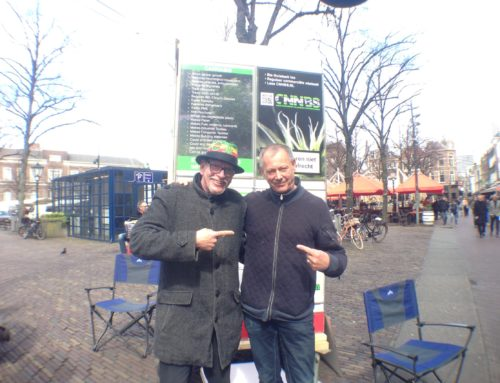 Dutch Grandfather Pledges to Martyr Himself for Cannabis Cause